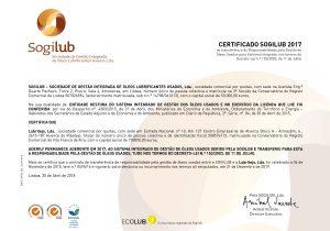 certificado-sogilub-2017